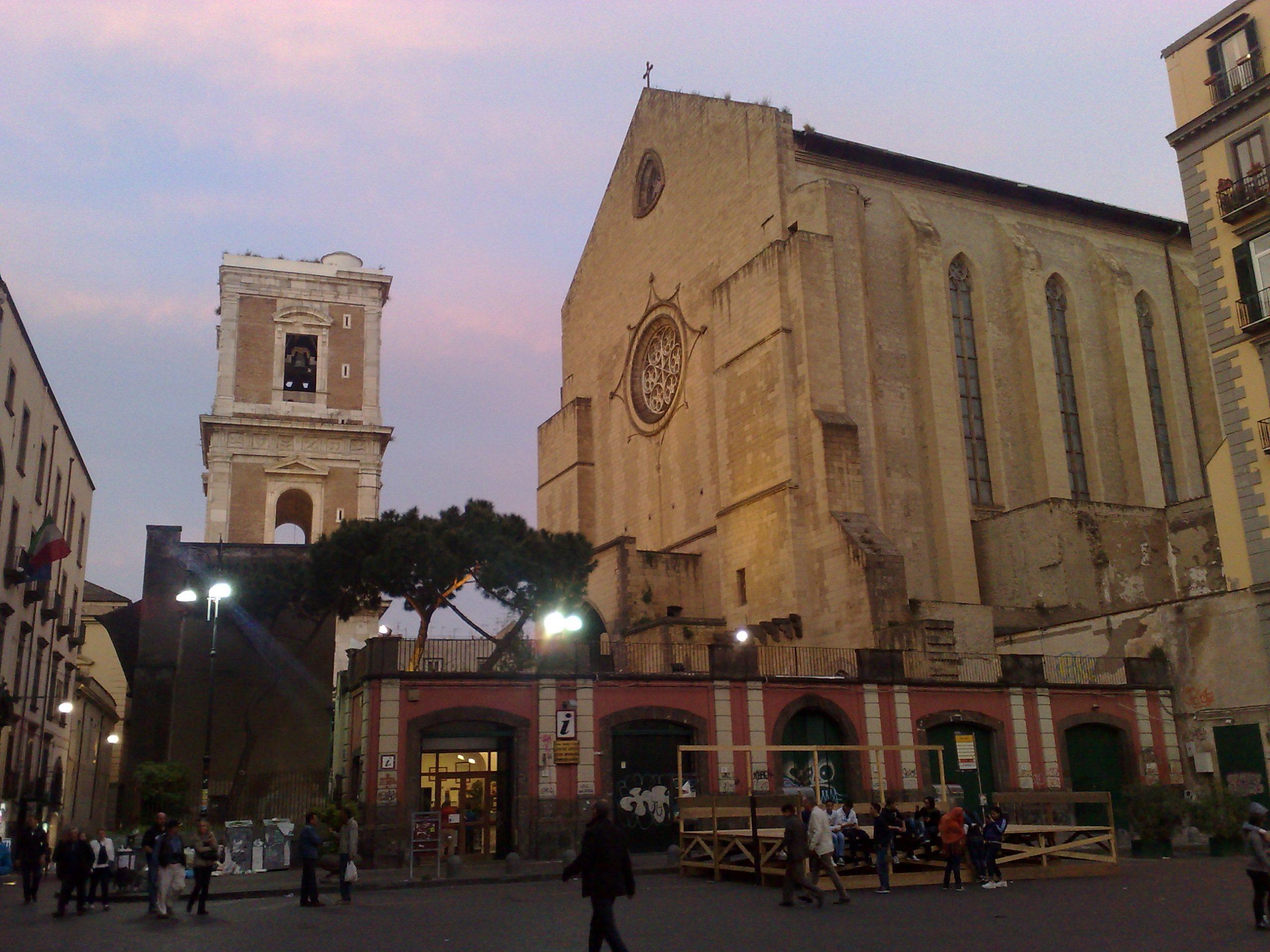 Chiesa di Santa Chiara a Napoli
