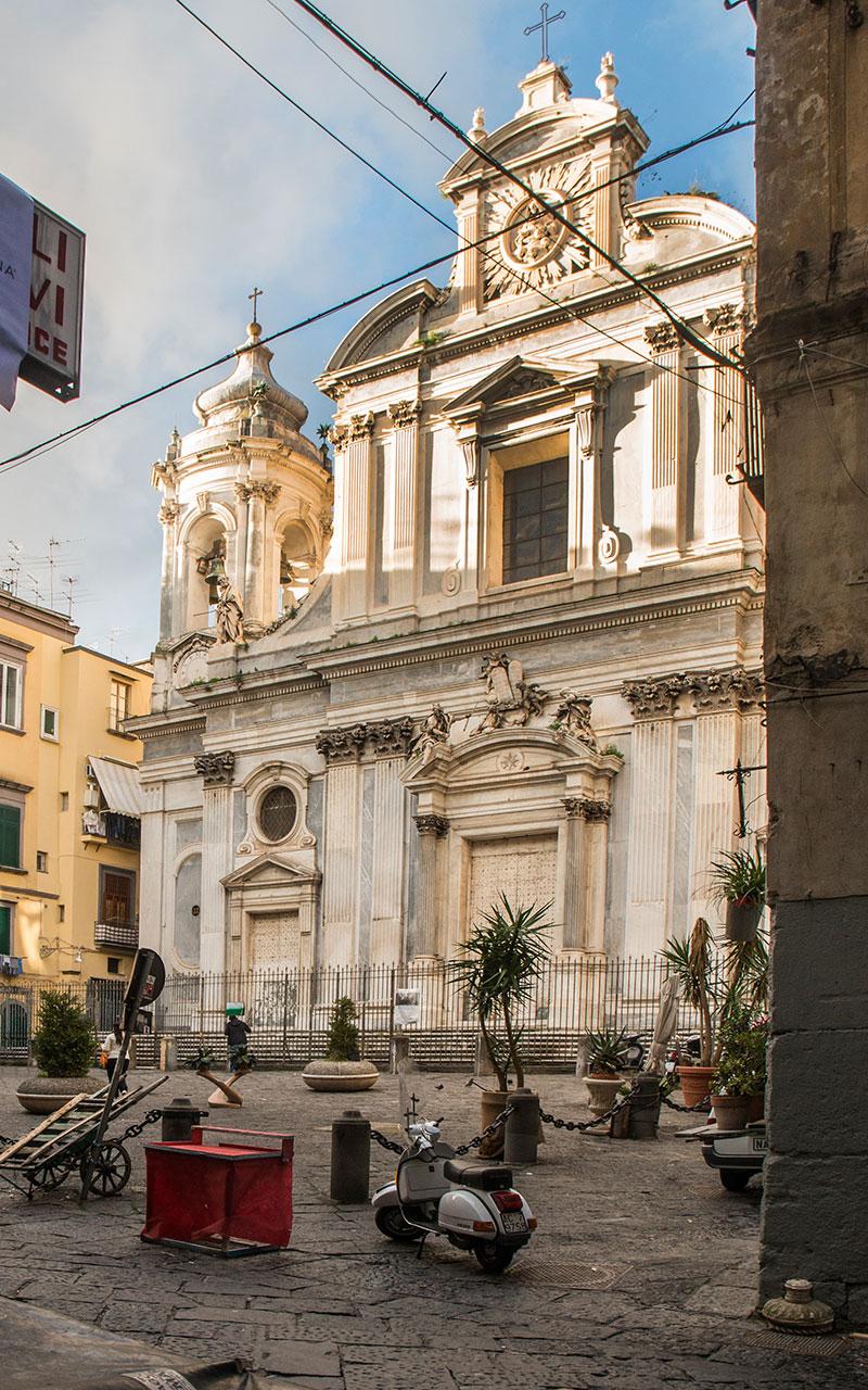 Complesso Monumentale dei Girolamini - Chiesa dei Girolamini