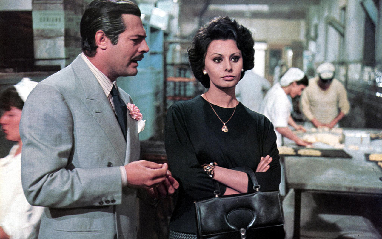 matrimonio all'italiana Sophia Loren interpreta Filumena Marturano