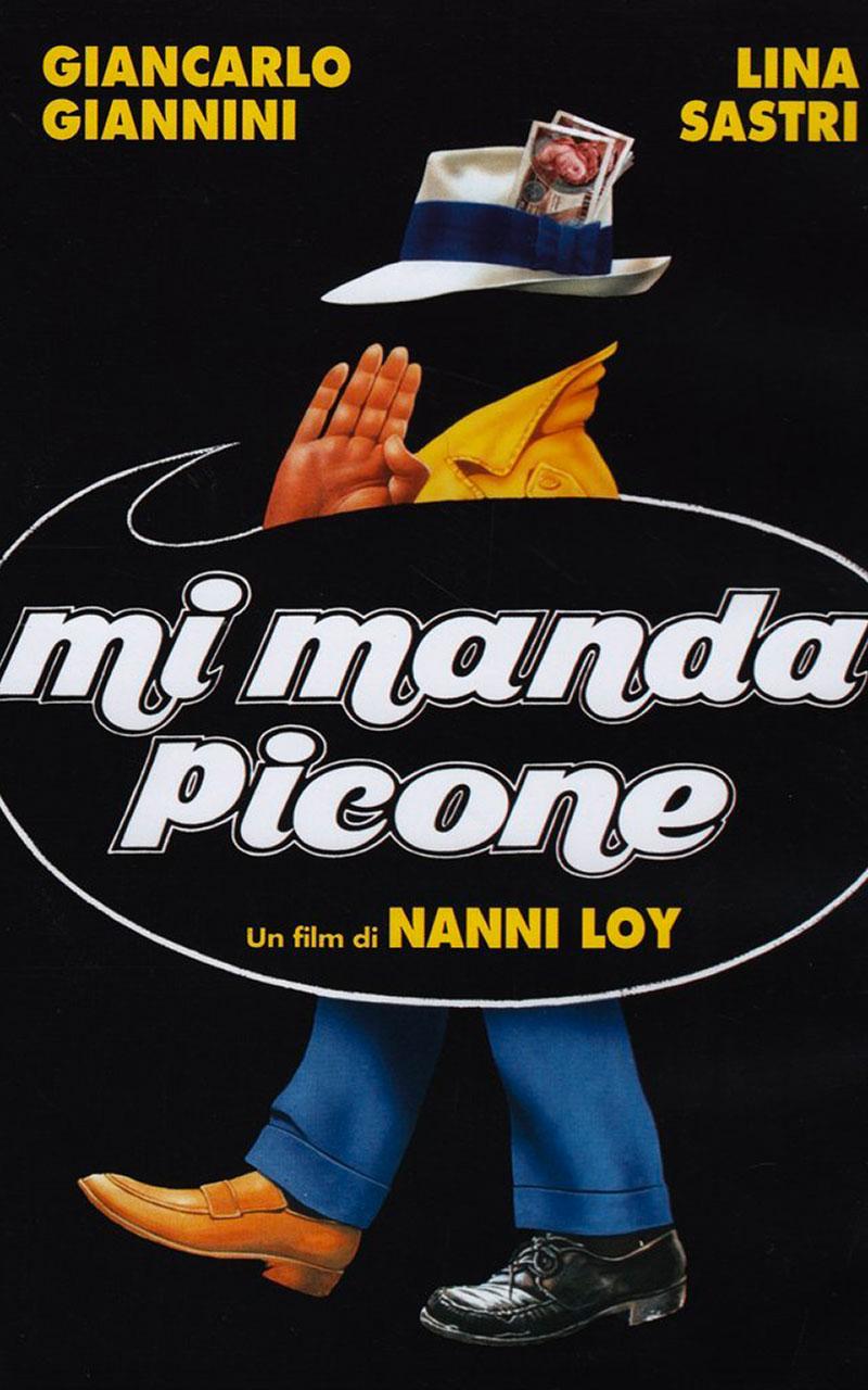 Mi manda Picone è un film di Nanni Loy con protagonisti gli attori Giancarlo Giannini e Lina Sastri