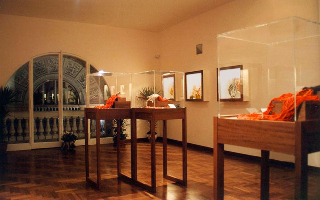 Il Museo del Corallo Ascione si trova all'interno della Galleria Umberto I, uno dei luoghi simboli di Napoli