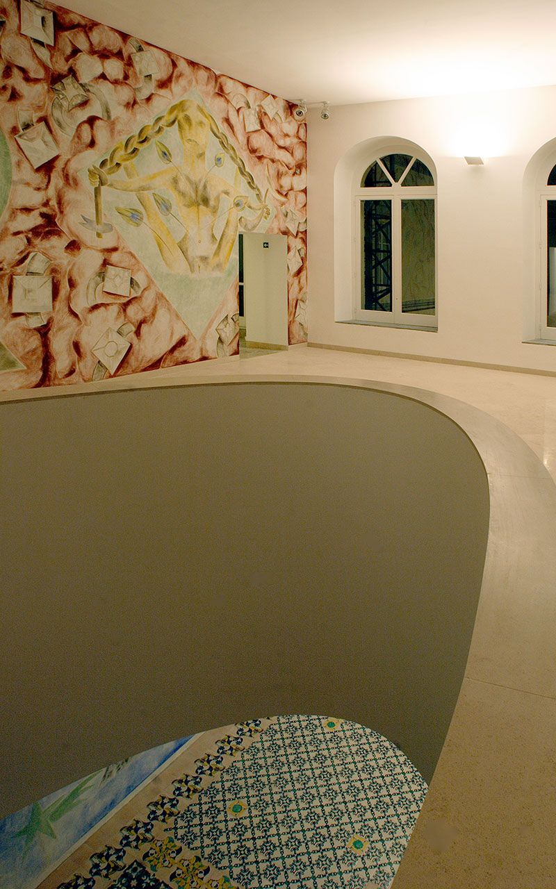MADRE Museo d'Arte Contemporanea Donnaregina