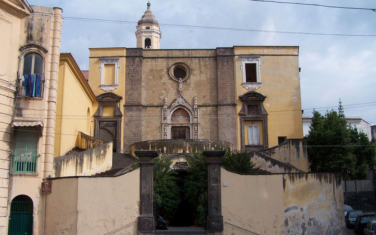 Complesso monumentale di San Giovanni a Carbonara