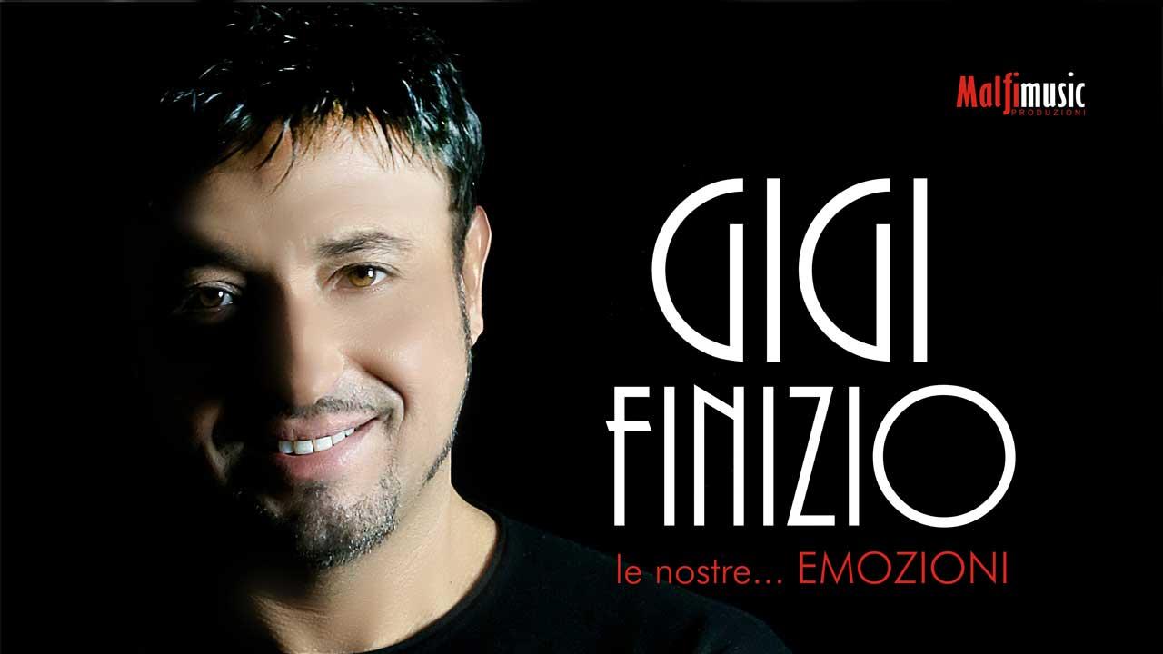 Gigi Finizio inizia l'anno nuovo cantando per Napoli