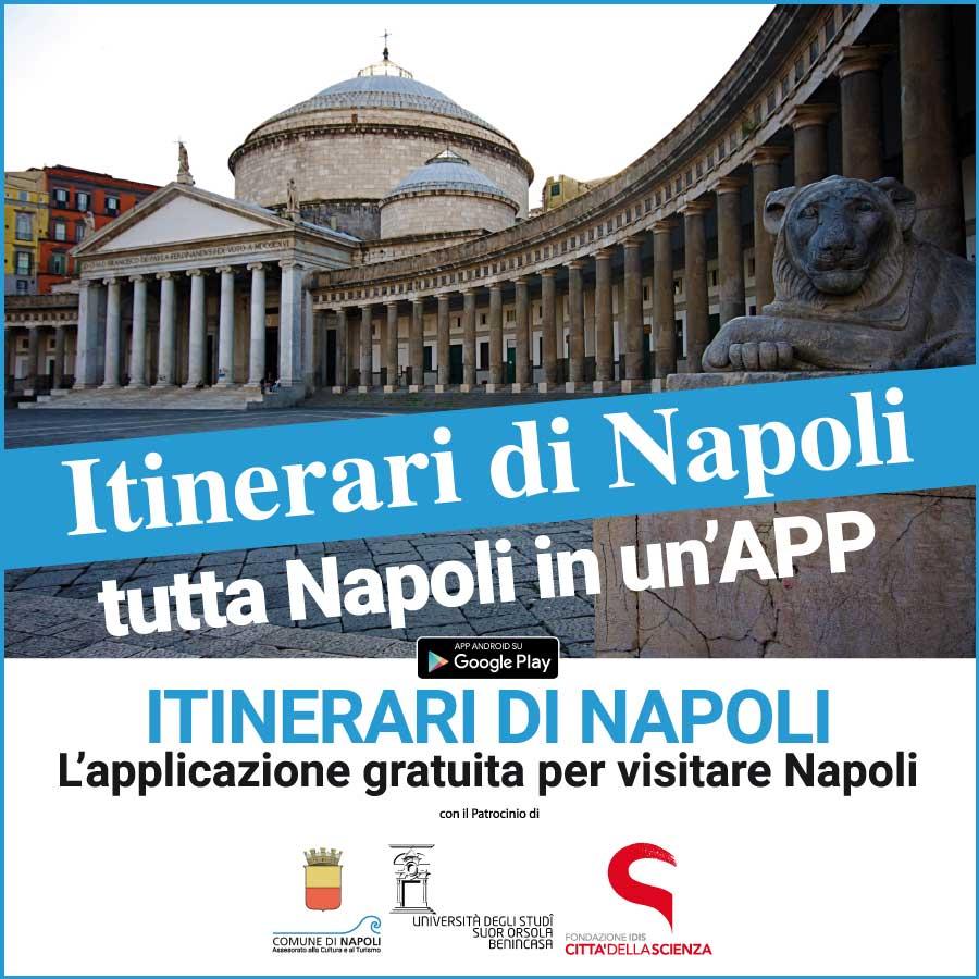 [cml_media_alt id='2661']Itinerari Di Napoli l'applicazione gratuita per visitare Napoli[/cml_media_alt]