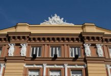 Foto esterno Teatro Stabile Napoli
