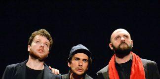 Al Teatro Elicantropo di Napoli L' Attore manifesto