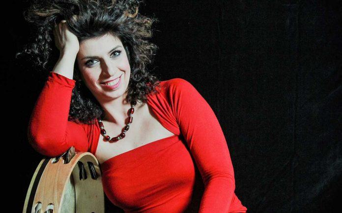 al Nuovo Teatro Sancarluccio di Napoli, per l'appuntamenti del Soundfly Night Marilù