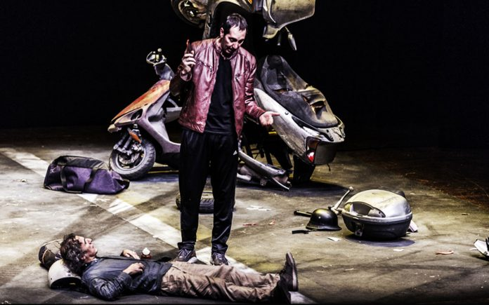 Qui e Ora di Mattia Torre al Teatro Nuovo di Napoli