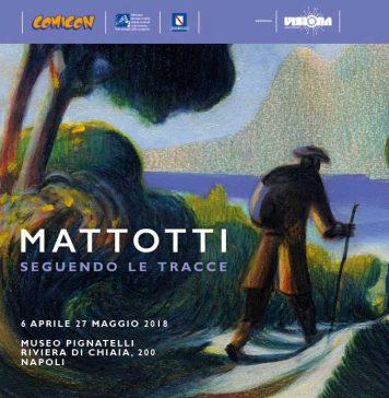 MATTOTTI SEGUENDO LE TRACCE dal 6 aprile al 27 maggio mostra dedicata a lorenzo mattotti, magister di comicon 2018