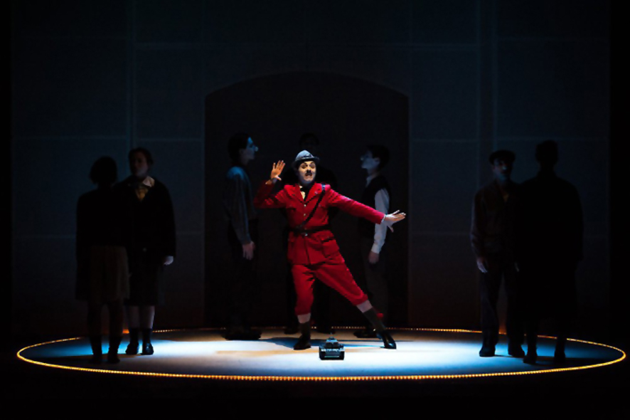 al Teatro Elicantropo si inaugura la XXIII stagione teatrale con Terrore e Misera nel Terzo Raich