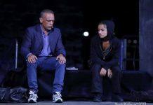 Io sono Claudia – 13 11 15 al Nuovo Teatro Sancarluccio Sabato 1 e domenica 2 dicembre. Lo spettacolo è scritto, diretto ed interpretato da Eduardo Cocciardo, con Anna Monti e Salvio Di Massa.