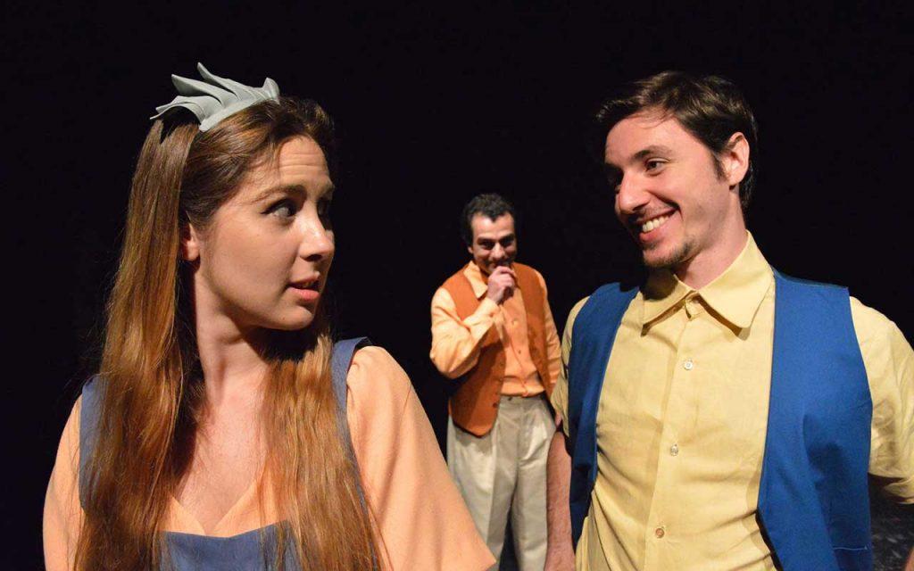 Il gioco dell'amore e del caso è uno dei capolavori teatrali del drammaturgo francese Pierre de Marivaux