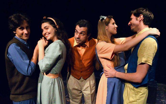 Il gioco dell'amore e del caso al teatro TRAM con Antonio Buonanno