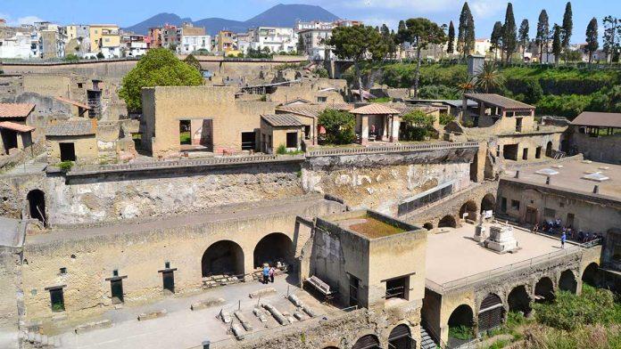 Dal 5 al 10 Marzo per la Settimana dei Musei ingresso gratuito al Parco Archeologico di Ercolano con visita al laboratorio di restauro