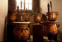 Rosso immaginario - Il Racconto dei vasi di Caudium