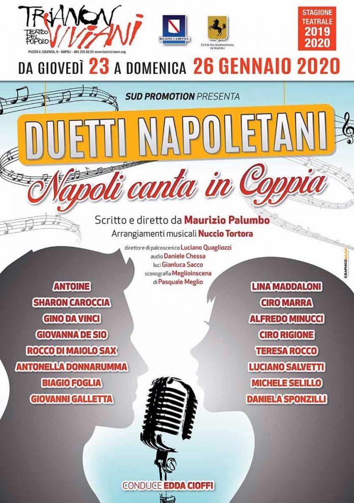 Duetti Napoletani al Teatro Trianon Viviani