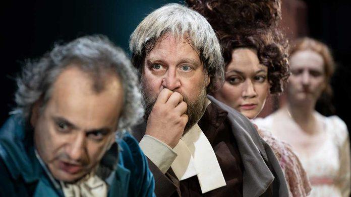 Orgoglio e Pregiudizio al Teatro Mercadante