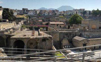 il 2 giugno riapre il sito archeologico del parco di Ercolano
