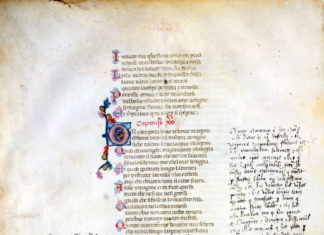 miniato della Commedia in alta risoluzione uno tra i più significativi e preziosi codici miniati medievali conservati nelle sue raccolte.